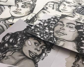 Customised Portraits