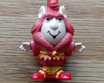 Vintage Charmkins/Dragonweed - King of The Weeds/Toy Charm/Small Figurine
