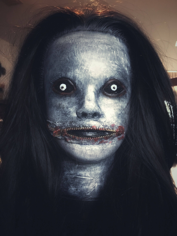 Regan Horror Mannequin Head OOAK | Etsy