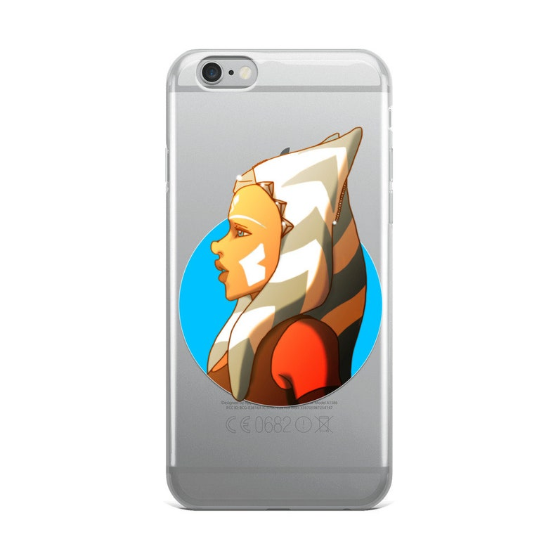 best deals on d4beb ecae6 Ahsoka Tano iPhone case / SW case / Clone wars / Rebels