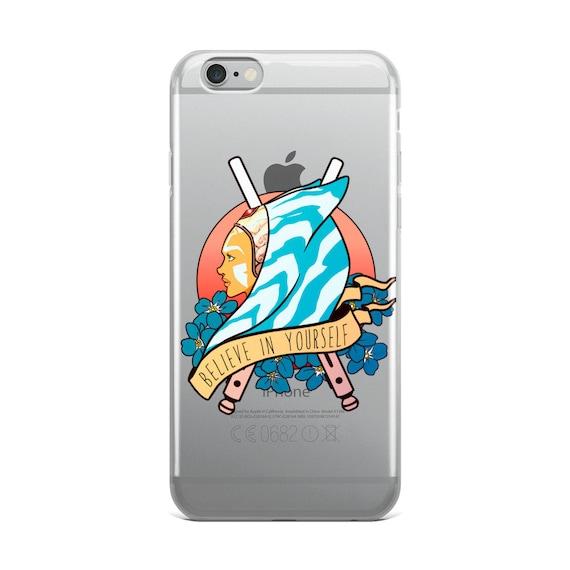 low priced daac7 17c6d Ahsoka Tano iPhone case / Star Wars case / Clone Wars / Rebels