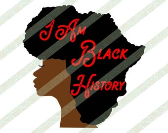 Black Educated Amp Petty Svg Png Black History Month Cricut Etsy