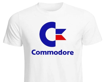 Commodore 64 T-Shirt Various Sizes and Colours