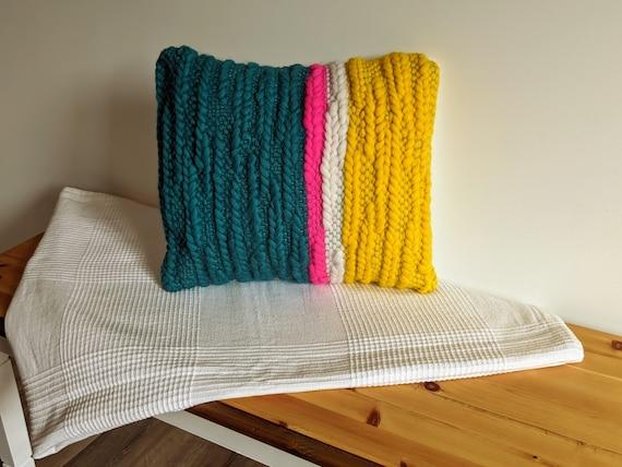 Handwoven Cushion
