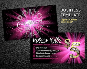 paparazzi business cards jewelry business card paparazzi business card paparazzi accessories paparazzi paparazzi jewelry - Paparazzi Business Card Template