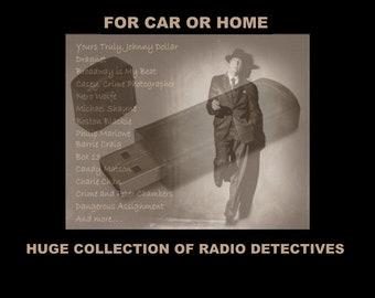 Old radio shows   Etsy