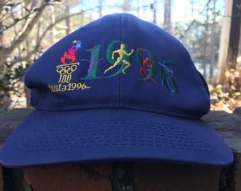 48b3b59bde8 1996 Atlanta Olympics Hat