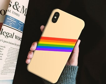 lgbt iphone xs case