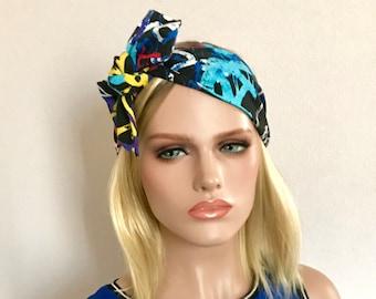 Bandeau Cheveux Courts Et Longs Accessoire Coiffure Hairband