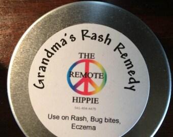Grandma's Rash Remedy
