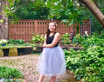 Midi-Tutu Skirt