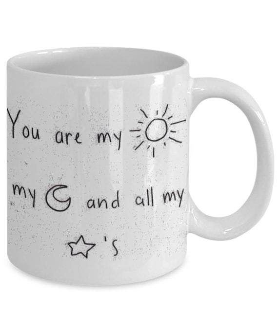 Valentine S Day Gift Mug Valentine Gift Mug Valentine Etsy