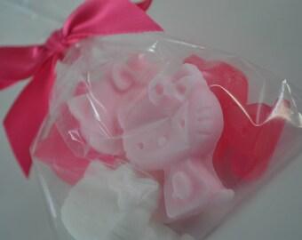 Hello Kitty Mini Soap - Single Pack