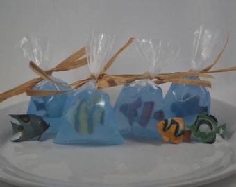 Fish in a Bag Hand Soap - Single Bar
