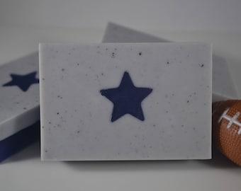 Dallas Cowboys Hand Soap - Single Bar