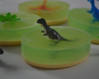 Dinosaur Hand Soap - Single Bar
