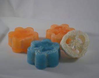 Exfoliating Loofa Soap - Single Bar