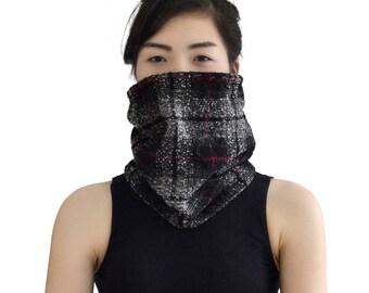 Scarf stole shawl collar wool (M129)