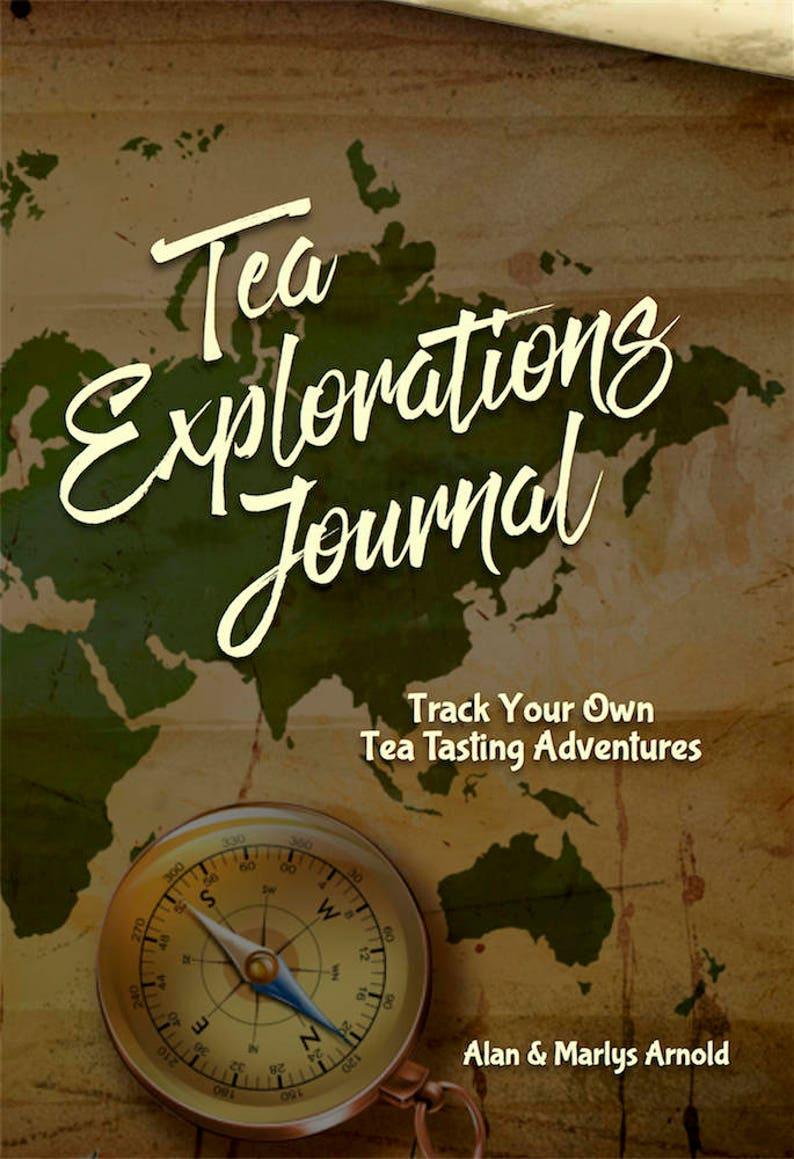 Tea Explorations Journal: Track Your Own Tea Tasting image 0