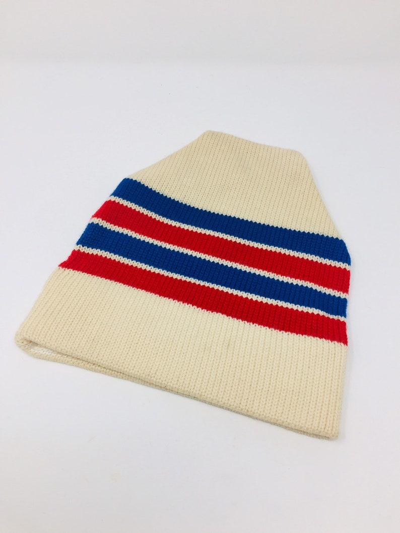 46c2da83d71 Vintage Meister 100% Wool Ski Beanie Hat Vintage
