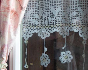 sheer, formerly flowers crochet art