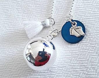 6b5da8e09fc Collier bleu roi