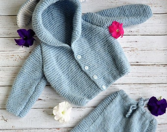 c0e721e80a058 Knitted baby clothes | Etsy