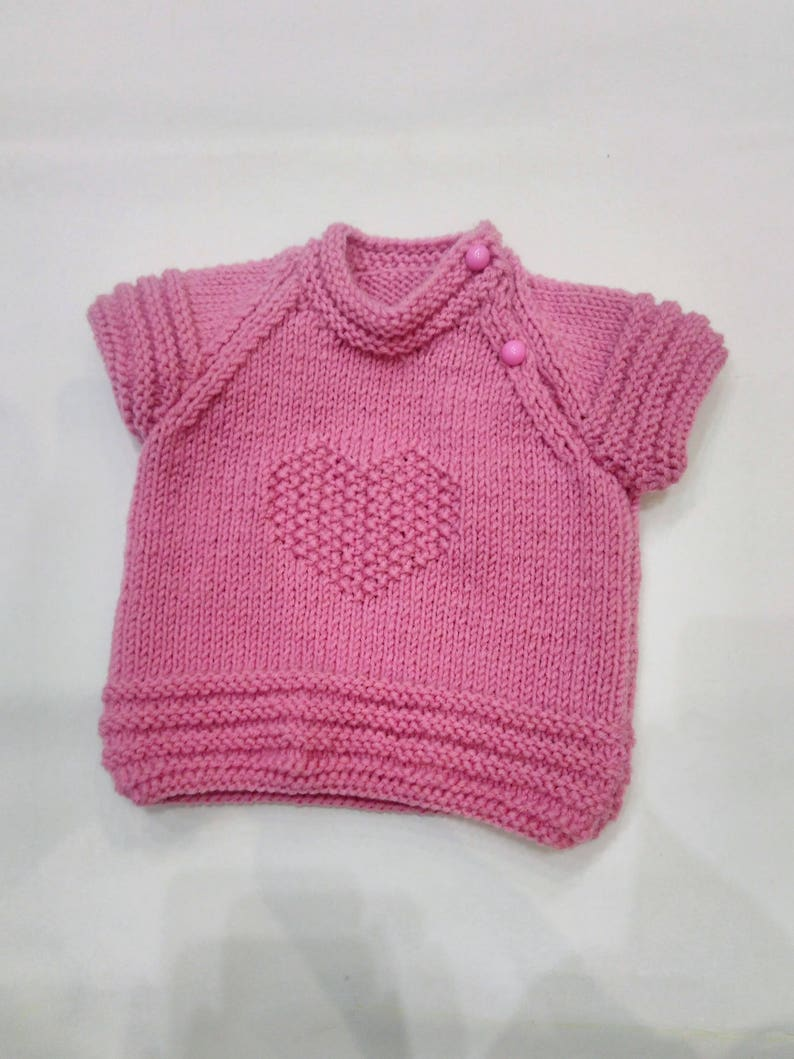 6c7637701de7 Knitted Baby clothes Baby girl vest Toddler knits hand knit