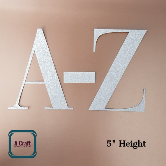 "7 letters Self adhesive glitter foam alphabet letters 2/"" lollipop font die cut"
