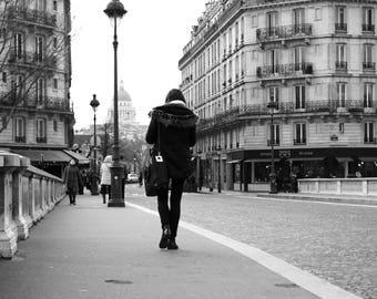 Parisian Street.
