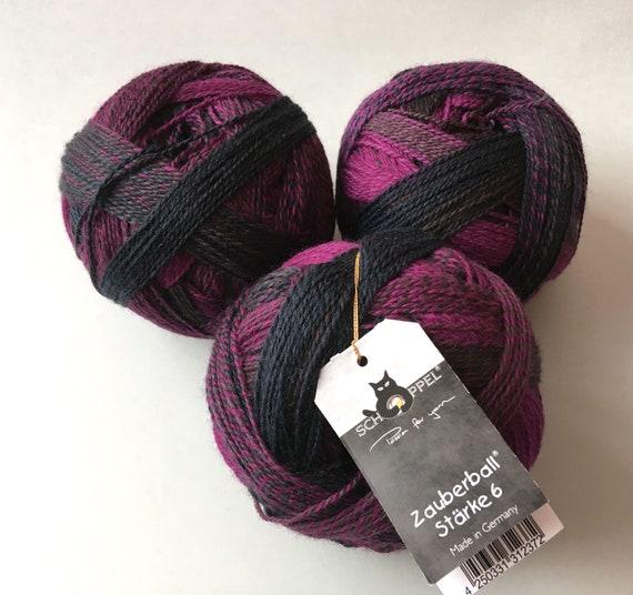 Gradient 100 g de Schoppel couleur 2307 Rush Hour 100/% laine vierge