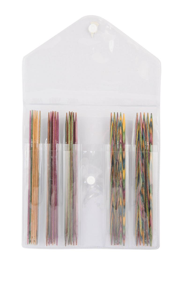 Set 2,0-4mm  15cm  29311 Knitpro Royale Nadelspiel