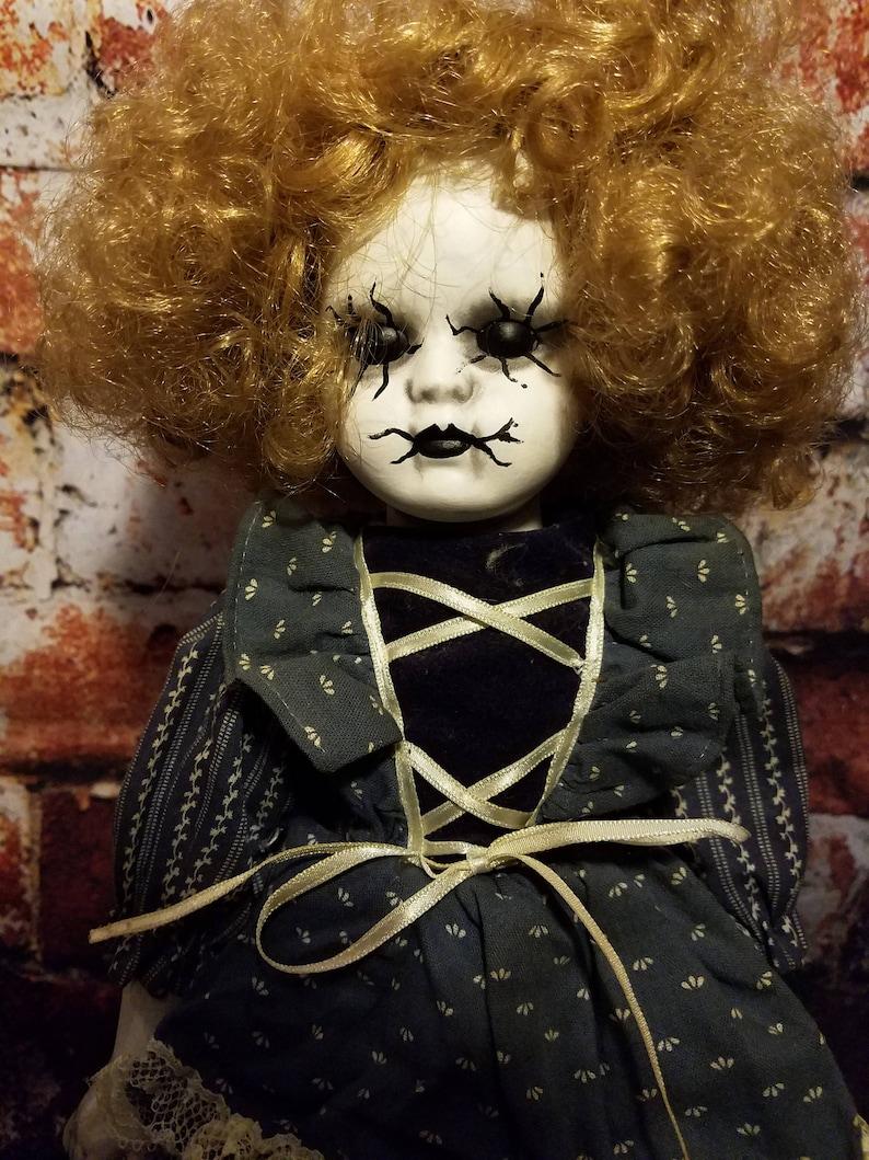 OOAK Halloween doll