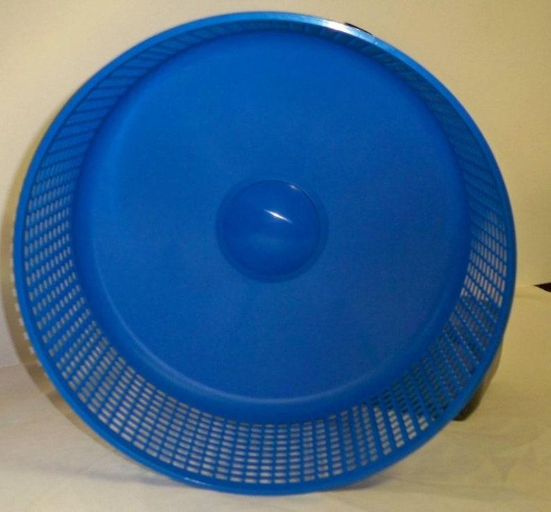 Blue Stealth Freedom Wheel Small Animal wheel Xmount Sugar Glider
