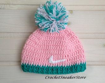 Crochet baby girl Hat Baby Girl Crochet Beanie Newborn Hat Baby photoprop Crochet girls hat Knit baby girl beanie Toddler Beanie Sport hat