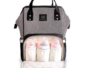 Land Diaper Backpack