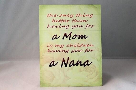 Vous Avoir Comme Une Nana Pour Ma Citation Enfants Un Beau
