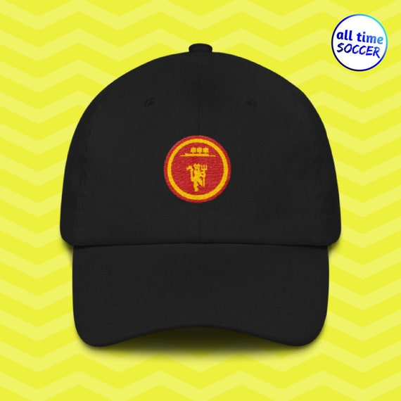 Cappello di diavoli rossi calcio calcio cappello Soccer  642b6086f7f6