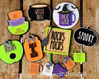 Rae Dunn Tiered Tray svg | Rae Dunn Halloween Tiered Tray svg | Rae Dunn Signs svg | Rae Dunn Halloween svg | Rae Dunn Signs | Rae Dunn |