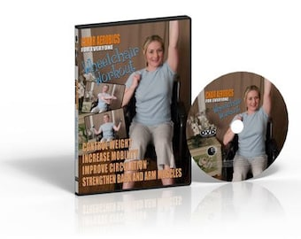 Wheelchair Workout from the Chair Aerobics for Everyone Series
