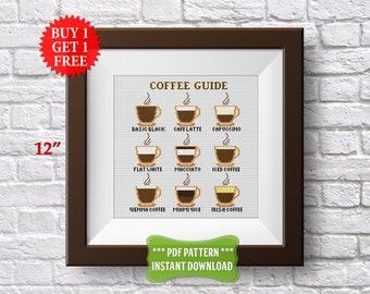 31b9539f0 Coffee cross stitch
