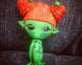 Martian doll: Marseline