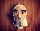Saruman - figurine keychain