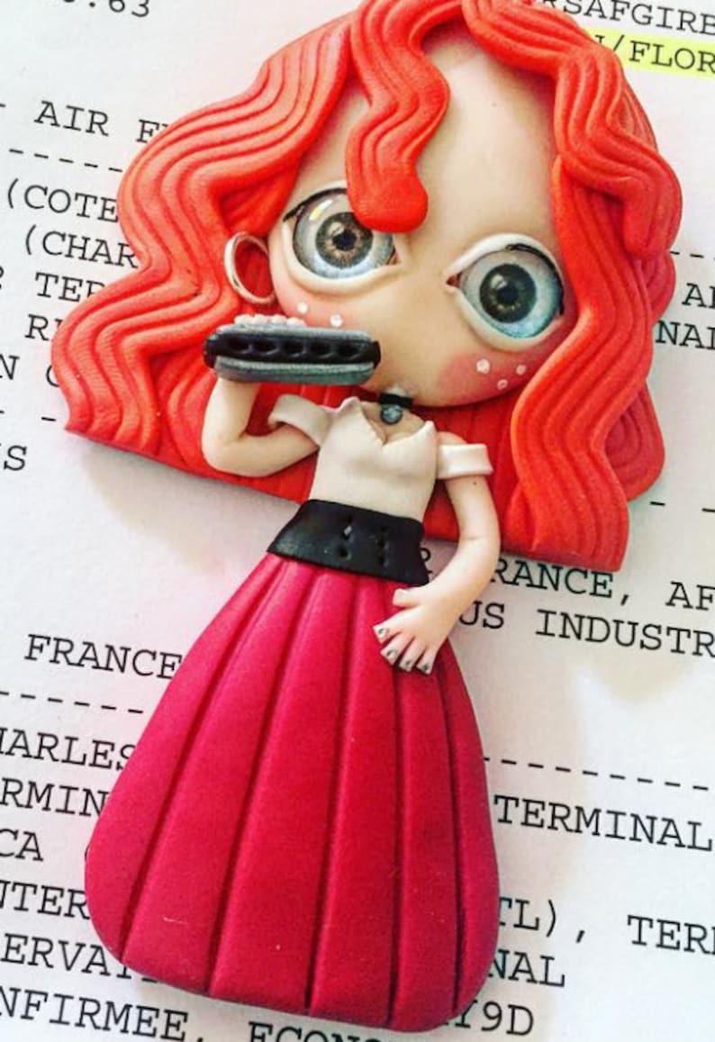 The harmonica player image 0