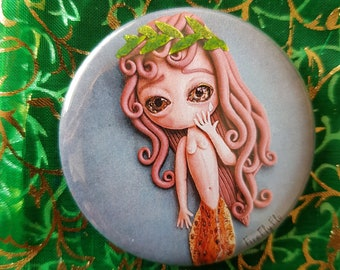 Pocket mirror the weeping sole