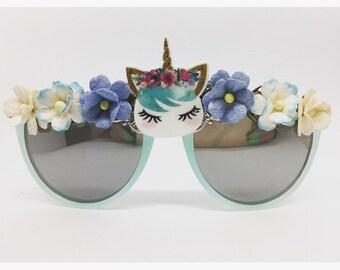 CHILDS sunglasses, unicorn sunglasses, girls sunglasses, unicorn accesories, gift for girl, fashion sunglasses, pretty sunnies