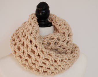 Loose and Lovely Infinity Scarf