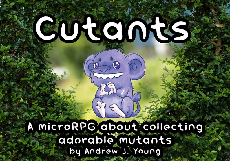 Cutants PDF image 0