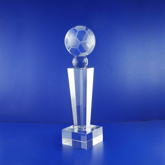 Recognition Achievement Reality Personalized Custom Laser Etched Engraving Diamond Awards Trophy  TH093-Dia