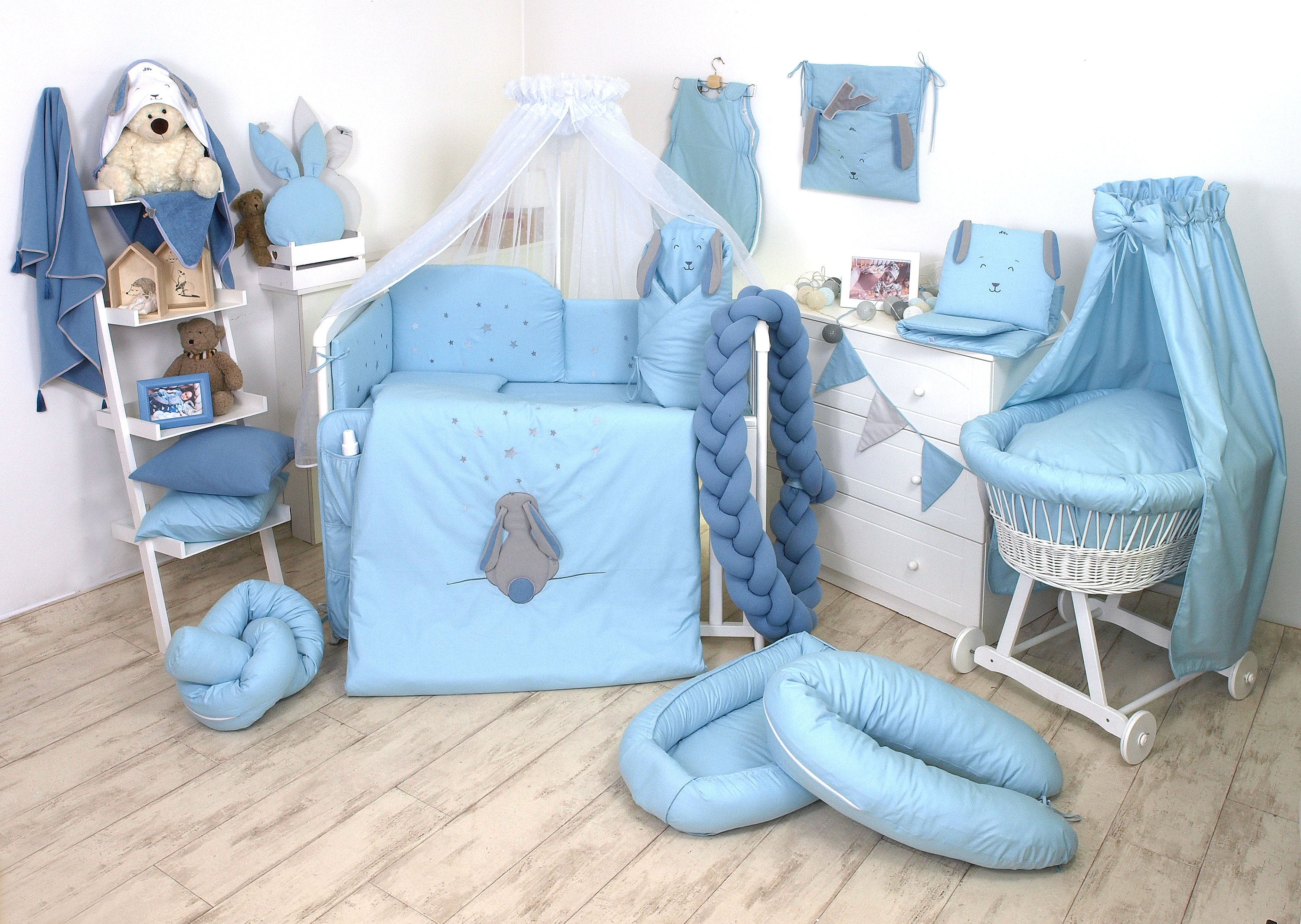 3 or 5 pcs BABY BEDDING SET fit Cot 120x60cm or Cot Bed 140x70 50 DESIGNS